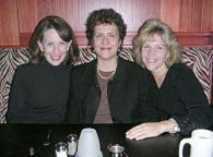 Susan, Brenda Street, Lori Andrews Jazz Harpist from LA