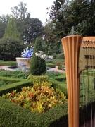 Atlanta Botanical Garden wedding October 2012